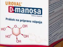 Súťaž o 3 produkty Uroval® D-manosa