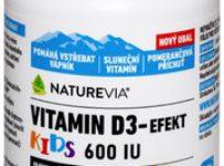 Súťaž o balíček pre zdravie detí od Naturevia