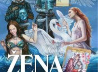 Súťaž o knihu Žena s labutí