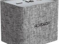 Súťaž o kompaktný bezdrôtový reproduktor Creative Nuno micro