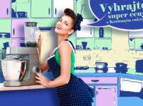 Súťaž o kuchynský robot Kenwood KVL8400S v hodnote 799€