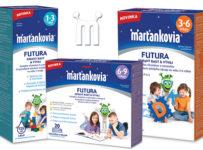 Súťaž o nový rad prípravkov FUTURA od Marťankov