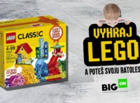 Súťaž o stavebnicu LEGO s BigON