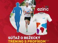 Súťaž o tričko a bežecký tréning s profíkom