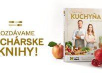 Súťaž s Lidlom o 10 kuchárskych kníh