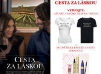 Súťaž s romantickou komédiou CESTA ZA LÁSKOU