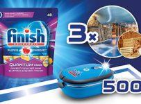Súťažte s FINISH a vyhrajte wellness pobyt