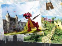 Súťaž o 5 x rodinný zájazd do Legolandu® v Nemecku