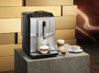 Vyhraj kávovar Siemens s ročnou zásobou mlieka do kávy