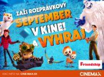 Vyhraj lístky do kina v sieti CINEMAX