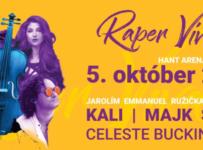 Vyhraj lístky na exkluzívny koncert slovenských raperov v spojení s filharmóniou