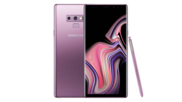 Vyhraj vďaka NAY exkluzívny fialový Samsung Galaxy Note9