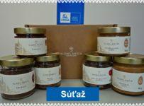 Vyhrajte chutný balíček výrobkov nitrianskej firmy Slowlandia