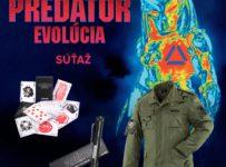 Vyhrajte jednu z 3 zaujímavých cien z filmom Predátor