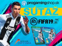 Vyhrajte novú hru FIFA19 od ProGamingShop.sk
