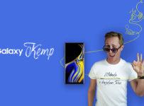 Vyhrajte nový Samsung Galaxy Note9