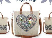 Vyhrajte originálnu kabelku z kolekcie ľudové