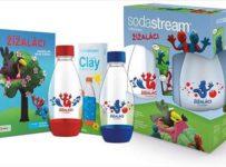 Vyhrajte sadu Žížaláků od SodaStream