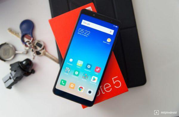 Zapojte sa do prieskumu a vyhrajte nový smartfón Xiaomi Redmi Note 5