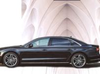Súťaž o prenájom svadobnej limuzíny AUDI A8 Long