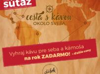 ee74c851a74d Súťaž o kávu v kaviarni počas celého roka v celkovej hodnote až 1387 €