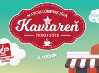 Súťažná anketa o najobľúbenejšiu kaviareň na Slovensku