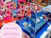 Hraj o ceny od Mattel, Fischer Price a Hot wheels
