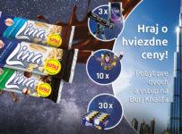 Hraj o hviezdne ceny s Linou a zahviezdi v Dubaji