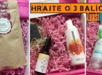 Súťaž o 3 MARK prírodné kozmetické balíčky