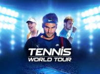Súťaž o 3 PC hry Tennis World Tour