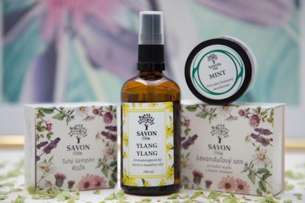 Súťaž o balíček prírodnej kozmetiky SAVON