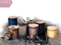 Súťaž o dve vonné sviečky od DW home