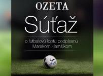 Súťaž o futbalovú loptu podpísanú Marekom Hamšíkom