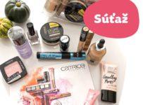 Súťaž o najobľúbenejšie výrobky značky Catrice