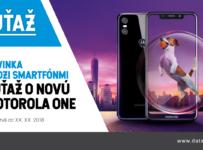 Súťaž o novú Motorola One