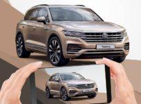 Súťaž o nový Volkswagen Touareg s plnou nádržou na týždeň