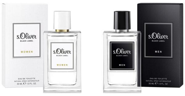 Súťaž o parfémové duo s.Oliver BLACK LABEL