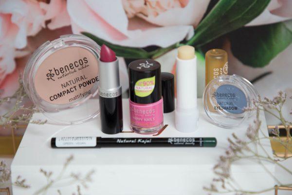 Súťaž o prírodnú dekoratívnu kozmetiku benecos