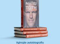 Súťažte o autobiografiou Mateja Tótha aj s jeho podpisom