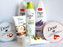 Súťaž o balíček kozmetiky Dove
