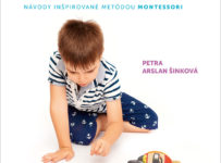 Súťaž o knižky o rozvoji detí od detskej psychologičky Petry Arslan Šinkovej