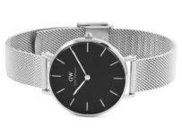 Súťaž o luxusné dámske hodinky Daniel Wellington DW00100162