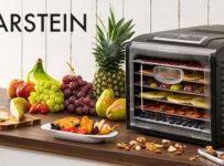 Vyhraj štýlovú sušičku potravín Klarstein