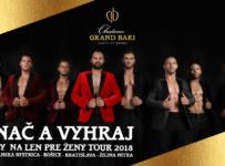 Vyhraj 2 lístky na Len pre ženy tour 2018