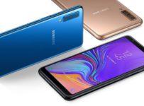 Vyhraj Samsung Galaxy A7 s výkonným trojitým fotoaparátom