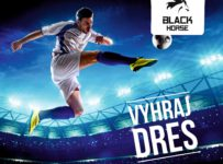 Vyhraj dres Black Horse