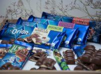 Vyhraj mlsný balíček čokolád Orion