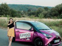 Vyhrajte štýlové auto Toyota Aygo na víkend