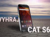 Vyhrajte nový CAT S61 za tri správne odpovede
