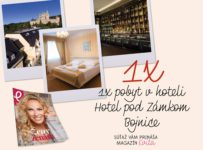 Vyhrajte pobyt v hoteli Hotel pod Zámkom v Bojniciach